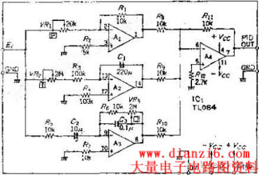 运算放大器组成的的温度PID控制 - zhuzhengang666 - 朱振刚的博客